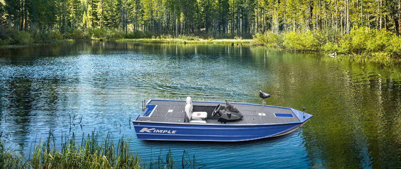 King Fishing 435 - Ally Boats